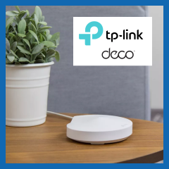 Deco DECOM5KIT, AC1300 Whole Home Wifi System