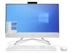 "HP 24DF0022NA, 23.8"", Intel i3, 8GB/256GB, All-in-One PC, White"