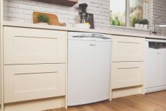 Hotpoint RZA36P11, 85 x 60cm,  White, Under Counter, Freezer