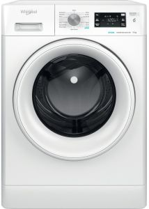 Whirlpool FFB7438WVUK, 7KG, 1400rpm, Washing Machine, White