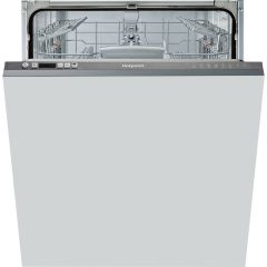 Hotpoint HIC3B19C, 13 Place, Integrated Dishwasher, White