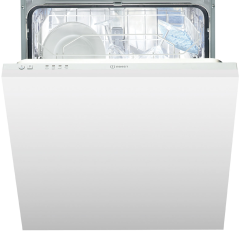 Indesit DIF04B1, 60cm, 13 Place, Fully Integrated Dishwasher