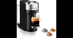 Magimix Nespresso 11709, Vertuo Next Pod Coffee Machine, Chrome