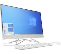 """HP 27DP0093NA, 27"""", Intel i3, 8GB/256GB, All-in-One PC, Silver"""