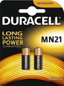 Duracell MN21, LR1 Car Alarm Battery (2 PK)