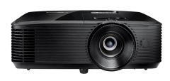 Optoma DW318E, WXGA 3700 Lumens Projector, Black