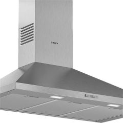 Bosch DWP94BC50B, Serie 2, Pyramid Chimney Cooker Hood, Stainless Steel