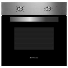 Dimplex DX606FSTA, 70L, Single Fan Oven, Stainless Steel