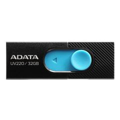 Adata AUV22032GRBKBL, USB 2.0 32GB Flash Drive, Black/Blue