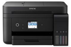 Epson ET4750, EcoTank Multifunction Inkjet Printer, Black