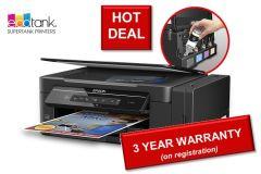 Epson ET2600, Expression ET-2600 EcoTank All-in-One Printer