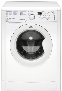 Indesit EWD81482, 8Kg, 1400 Spin, Washing Machine, White