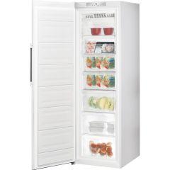 Indesit UI8F1CWUK1, 187 X 60cm, Frost Free Freezer, White