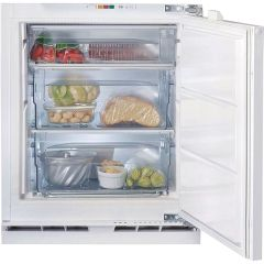 Indesit IZA1UK1, Built Under, Integrated Under Counter Freezer