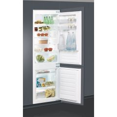 Indesit IB7030A1DUK1,  H177 x W540cm , 70/30, Integrated Fridge Freezer
