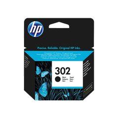 HP F6U66AE, 302 Black, Original Ink Cartridge