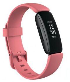 Fitbit 79FB418BKCR, Inspire 2 Fitness Tracker, Desert Rose
