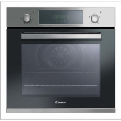Candy FCP405X 60cm Electric Fan Oven, Stainless Steel