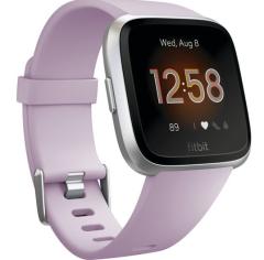 Fitbit 79FB415SRLV, Versa Lite, SmartWatch, Lilac