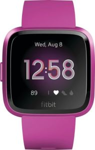 Fitbit 79FB505SRGY, Versa, Activity Tracker, Mulberry