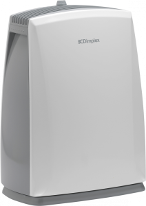 Dimplex FTE16, 16L, Dehumidifier, White