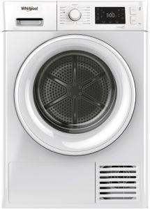 Whirlpool, FTM229X2UK, 9KG, Heatpump Condenser,White