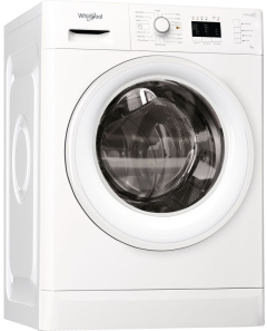 Whirlpool FWL71253W, 7Kg, Freshcare, Freestanding, Washing Machine, White