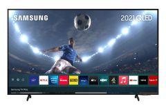 """Samsung QE43Q60AAUXXU, 43"""", Q60A, 4K, HDR Smart LED TV w/ Voice Assistants"""