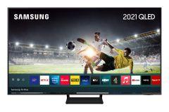 """Samsung QE75Q70AATXXU, 75"""", 4K, QLED Smart TV w/ Voice Assistants"""