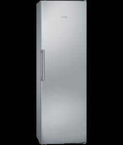 Siemens GS36NVI3PG, 186 x 60cm, Frost Free Freezer, Stainless Steel