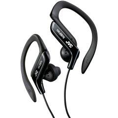 JVC HAEB75BE Ear Clip Sports Headphones Black