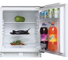 Hoover HBRUP160NK, Integrated Undercounter Fridge