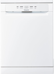 Hotpoint HFC2B19UK, 13 Place, A+, Freestanding, Dishwasher,