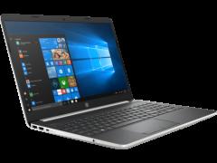 HP 7ZR32EA 15-DW0018NA Notebook Laptop, Silver