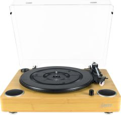Jam HXTTP200WD, Sound Wood, All in One, Turntable