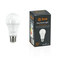 Hive IR7001072HEAT, Active Light (Screwfit) 9W Warm White Bulb