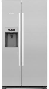 Bosch KAD90VI20G, Inox, 177 x 91 cm, Side by Side, Frost Free, American Style, Fridge Freezer