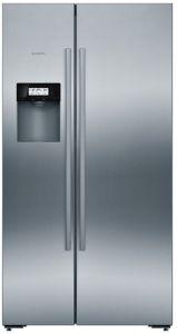 Bosch KAD92AI20G, American Style Fridge Freezer, Stainless Steel
