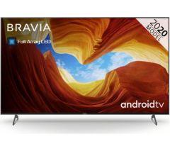 "Sony Bravia KD65XH9005BU, 2020, 65"", 4K UHD, Smart HDR LED TV W/Google Assistant"