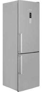 Bosch KGN36HI32, Frost Free, 186 x 60 cm, Freestanding, Fridge/Freezer, Inox