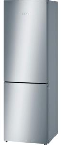 Bosch KGN36VL35G, 186 X 60, Vitafresh, Freestanding, Fridge Freezer, Stainless Steel