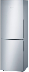 Bosch KGV33VL31G, 176 x 60cm, Freestanding, Fridge Freezer, Stainless Steel