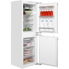Neff KI5852F30G, 50:50, Integrated Fridge Freezer, White