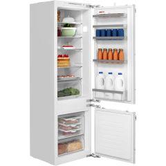 Neff KI5872F30G, 70/30, Integrated Fridge Freezer, White