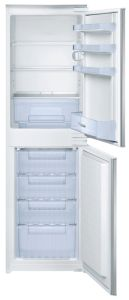 Bosch KIV32X23GB, 1/2+1/2, 177.2 x 54 cm, Integrated Fridge Freezer