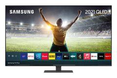 """Samsung QE65Q80AATXXU, 65"""", 4K, QLED Smart TV w/ Voice Assistants"""