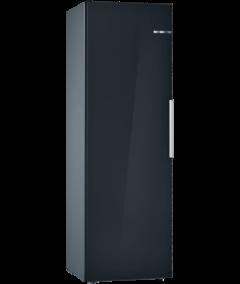 Bosch KSV36VB3PG, Serie 4, Freestanding Fridge, Black