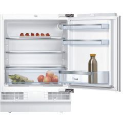 Bosch KUR15AFF0G, Serie 6, 137L, A++, Integrated Upright Fridge, White