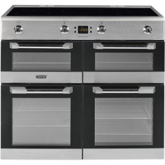 Leisure CS100D510X, Cuisinemaster , 100cm Induction Range Cooker, Stainless Steel