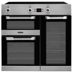 Cuisinemaster CS90D530X, 90cm, Induction, Triple Oven, Stainless Steel